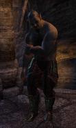 Chief Bazrag Prisoner