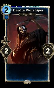 Daedra Worshipper (Legends)
