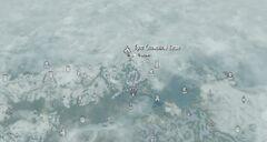 Grot slomannoye veslo map