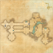 Honor's Rest Map