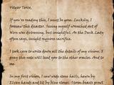 Rhea's Letter