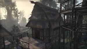 Здание в деревне Ярких-Глоток 3