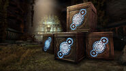 Dwarven Crown Crates x4