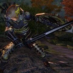Khajiit odmiany Cathay z gry The Elder Scrolls IV: Oblivion