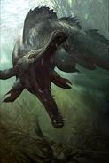 Slaughterfish card art