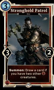 Stronghold Patrol (Legends)