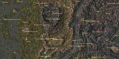 Занаби. Карта