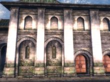 Здание в Имперском городе (Oblivion) 69