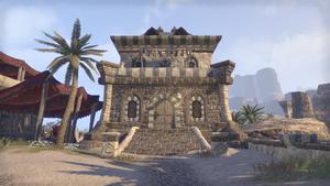Здание в Козансете 4