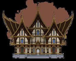 Каджитское здание (концепт-арт)