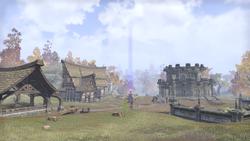 Лесопилка форта Болотного Тумана
