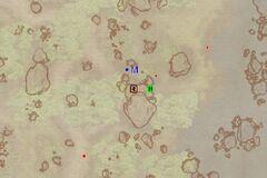 Пещера Камышовая Заводь (экстерьр). План