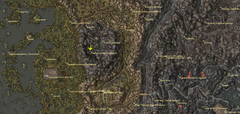 Родовая гробница Уверан. Карта