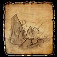 Bangkorai Treasure Map VI.png