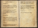 Redfur Journal, v. 1