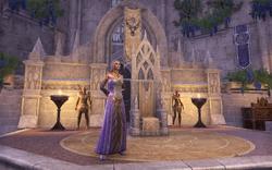 The Tower Sentinels Alinor's Royal Palace