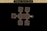 Tolasero Lower Level Interior Map Morrowind