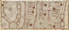 Дом на продажу (Брума). Карта