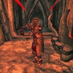 Дремора-кинмаршер (воин)