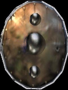 Северный кожаный щит (morrowind)