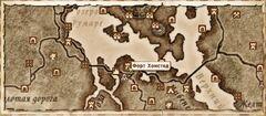 Форт Хомстед (Карта)