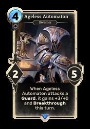 Ageless Automaton (Legends)