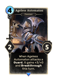 Ageless Automaton (Legends)