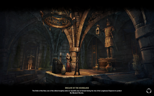 Enclave of the Hourglass Loading Screen