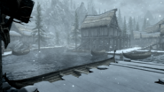 Morthal Docks (Snow)