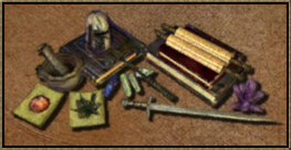 Боевой Маг Morrowind