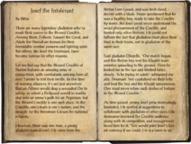 Josef the Intolerant Pages 1-2