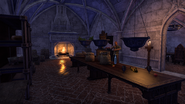 Kinlady Avinisse's Mansion Kitchen