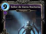 Señor de Garra Nocturna