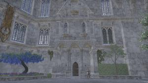 Здание в крепости Кей-Тарн 2