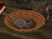 Миска скрибового желе