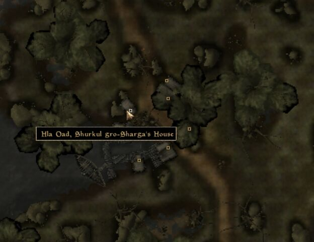 File:TES3 Morrowind - Hla Oad - Shurkul gro-Sharga's House - location map.jpg