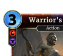 Warrior's Fury (Legends)