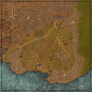 Двор Дикого короля (карта)