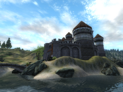 Замок Анвил (Oblivion)