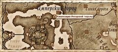 Канализация Имперской тюрьмы. Карта