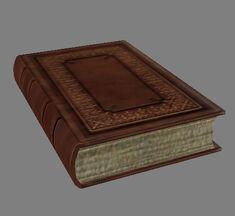 Книга (Oblivion) большая