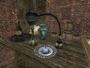 Морозная соль - ингредиент (Morrowind)