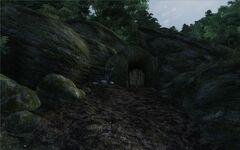 Пещера Разбитая Чешуя
