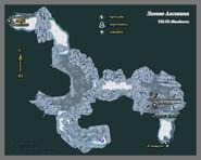 Пещеры озера Фьялдинг (логово Аэслиипа)