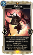 Alduin (Legends) DWD