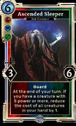 Ascended Sleeper (Legends) DWD