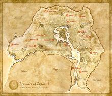 Oblivion map ermitas