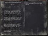 Vindication for the Dragon Break