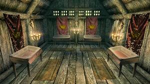 Дом Сила Весула - витрины