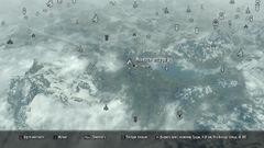 Мшистая пещера map